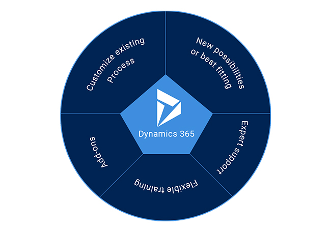 Microsoft Dynamics 365 Solution Provider