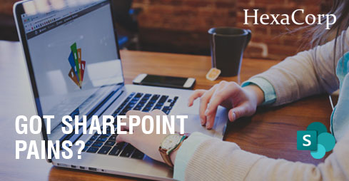 HexaCorp SharePoint Managed Services